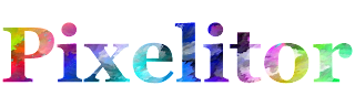 Pixelitor name mulicolor