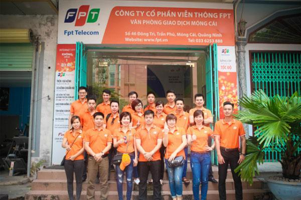 Những Đơn Vị FPT Telecom Có Khen Thưởng Đầu Năm 2