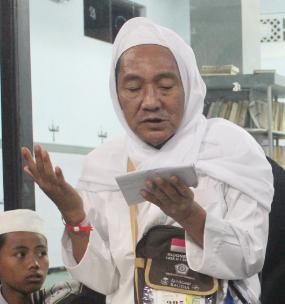 Secarik Kisah di Balik Duka Sore Itu - Alm. KH. Ahmad Sa'id Yahya