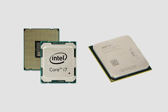 Tipe Processor Komputer Terbaik dari Intel dan AMD 2018