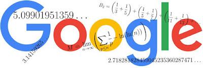 Cinc 'frikades' matemàtiques de Google