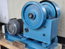 jual jaw crusher 4 x 2 inch