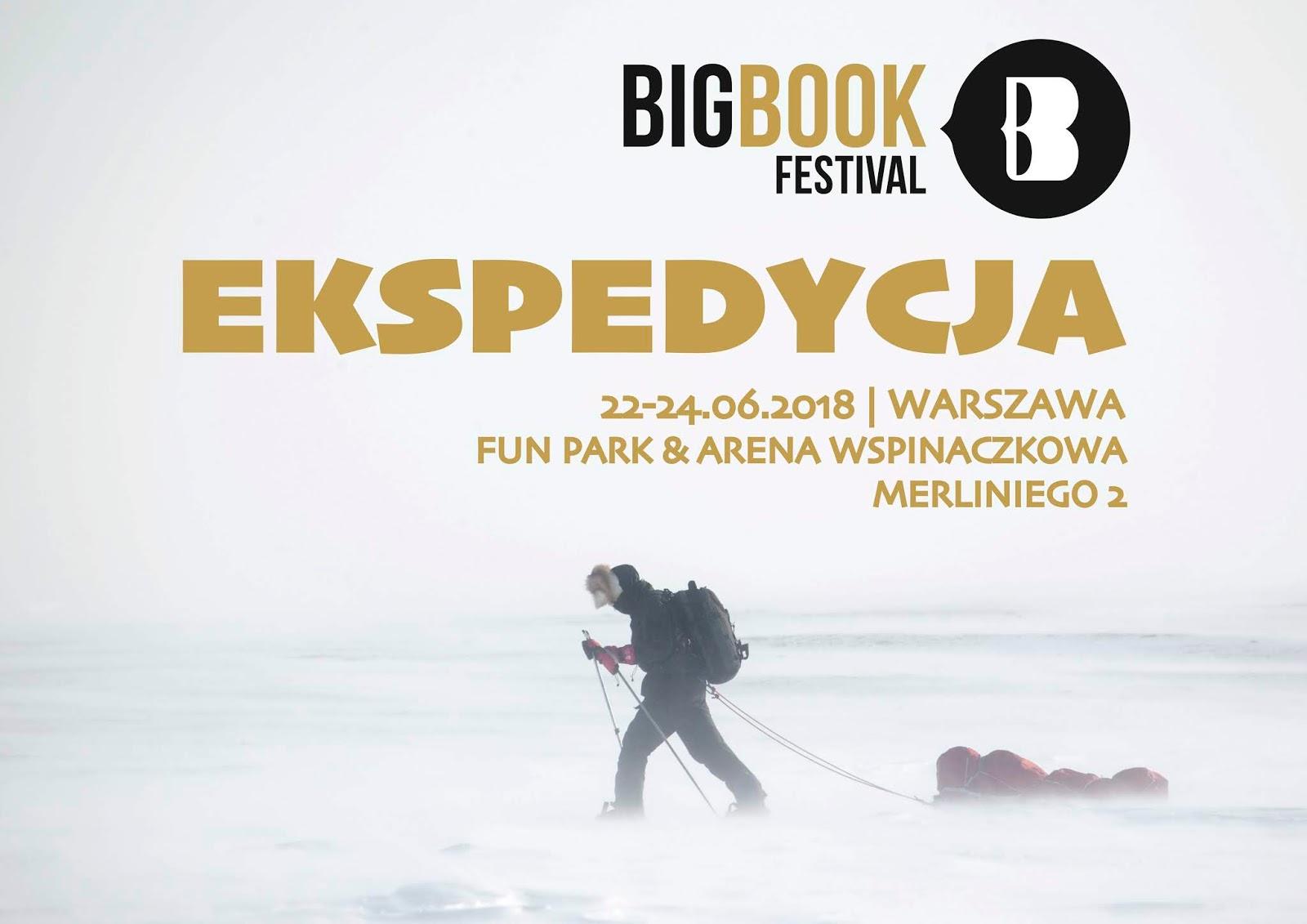 Wydarzenie: Big Book Festival. Program