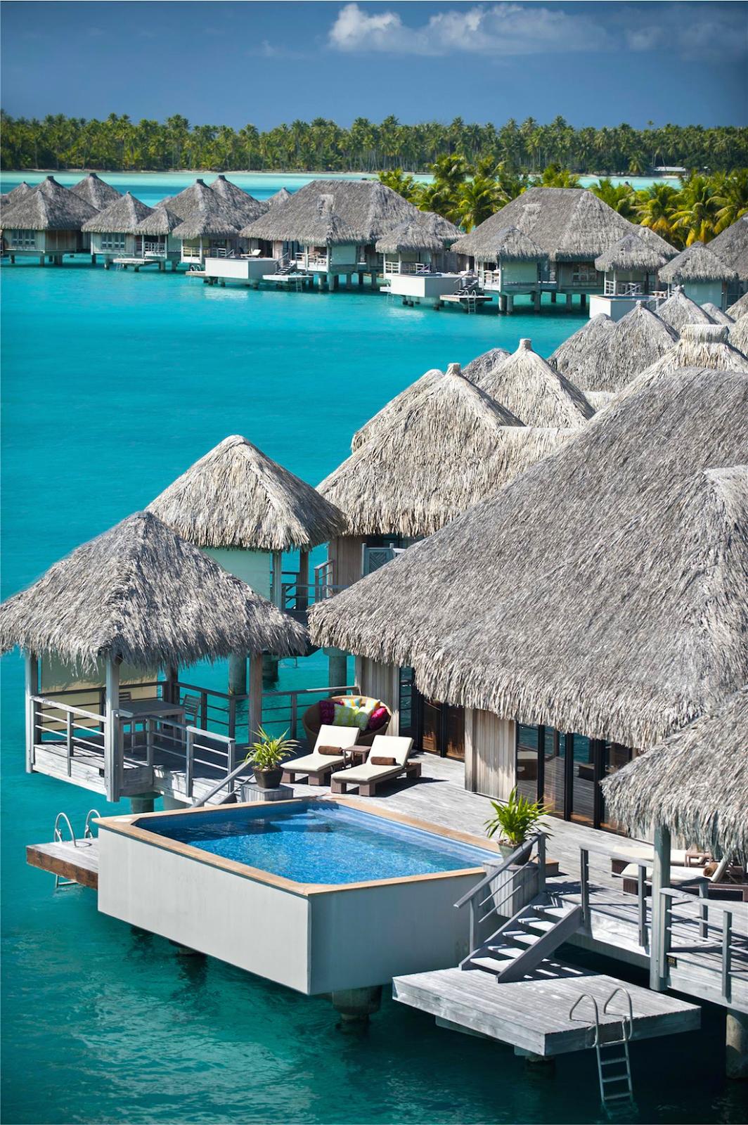 St. Regis Bora Bora Villas