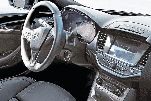 новые автомобили Опель (весь модельный ряд и цены 2015 года)