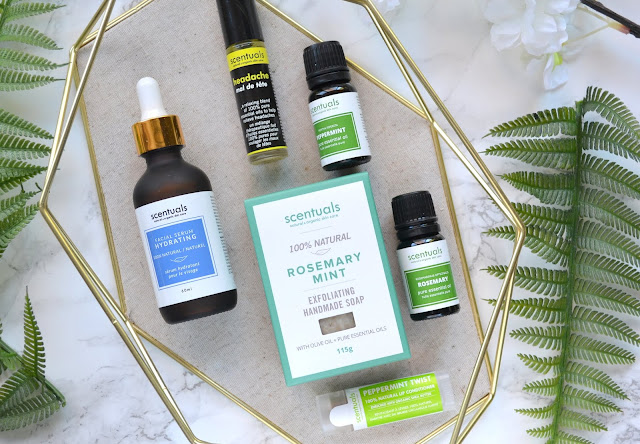 Scentuals Natural and Organic Skincare
