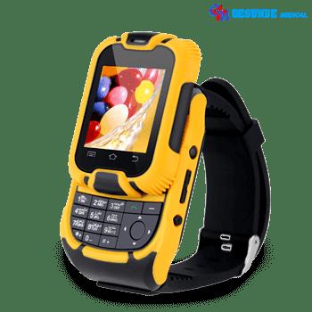 Jam Tangan Sliding Dual Sim Card GSM