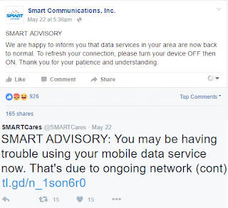 Smart Internet Problem