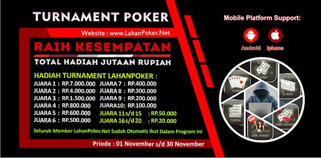 Turnament Poker