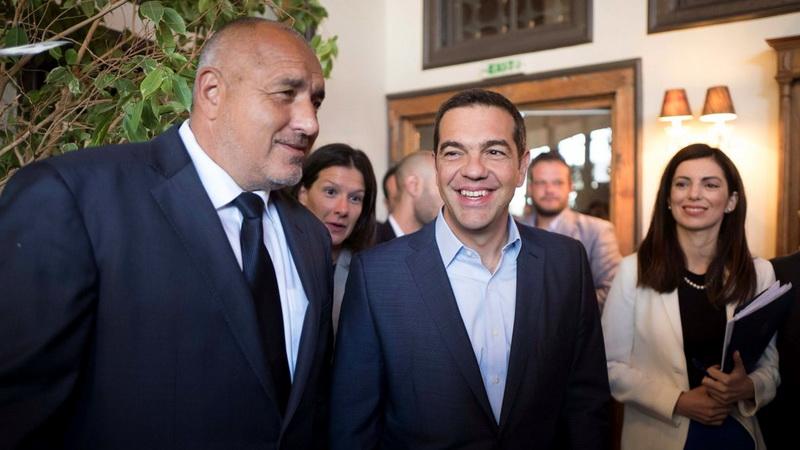 Αλ. Τσίπρας: Ιστορικής και γεωπολιτικής σημασίας η σύνδεση των λιμανιών Β. Ελλάδας και Βουλγαρίας