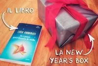 Logo DeA Planeta Narrativa : vinci gratis la New Year's Box e le copie del libro ''Se i pesci guardassero le stelle'' di Luca Ammirati