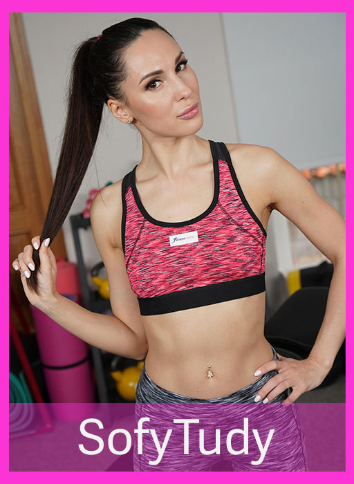 [FitnessRooms] Lilu Moon & Thomas Hyka – Fit sporty Russian loves thick cock
