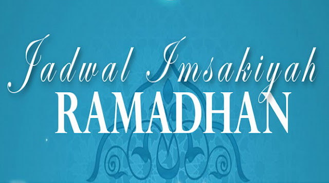 Jadwal Imsakiyah Ramadhan 2017 Seluruh Provinsi Jawa Barat