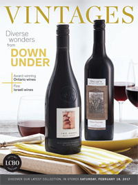 LCBO Wine Picks from February 18, 2017 VINTAGES Release