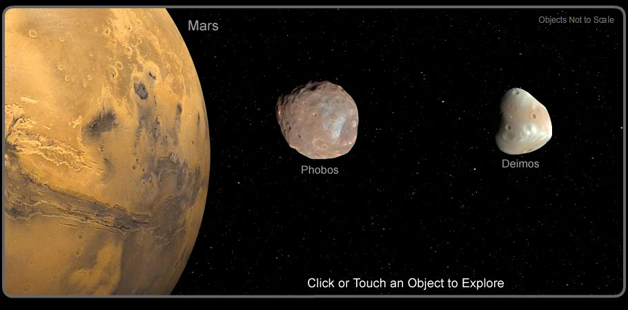 Japan - It's A Wonderful Rife: Martian Moons May Have Been ...