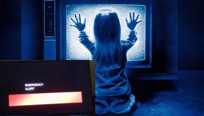Extraño mensaje interrumpe señal de television en California EE.UU. anunciando el fin de los tiempos.
