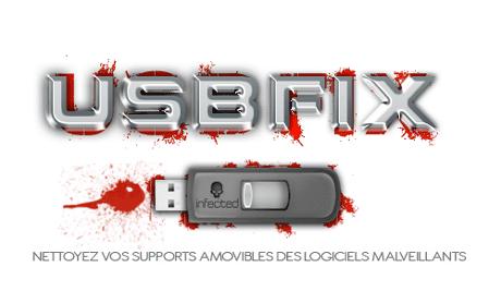 تحميل برنامج إصلاح وتنظيف الفلاشة UsbFix 9.060 للكمبيوتر