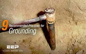 Sistem Pentanahan (Grounding)