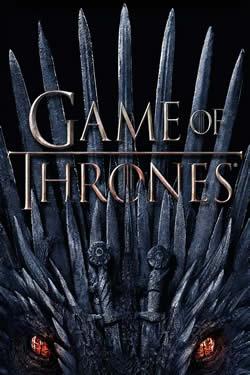 Capa Oitava Temporada de Game of Thrones
