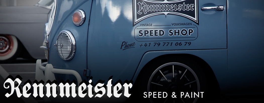 Rennmeister Speed & Paint
