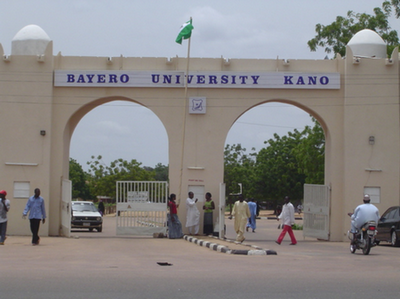 Departments In Bayero University