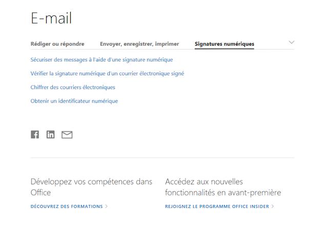 - تشفير بريد إلكتروني على email