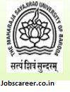 Maharaja Sayajirao University Recruitment of Library Clerk, Technical Assistant and various vacancies for 48 posts : Last Date 19/05/2017