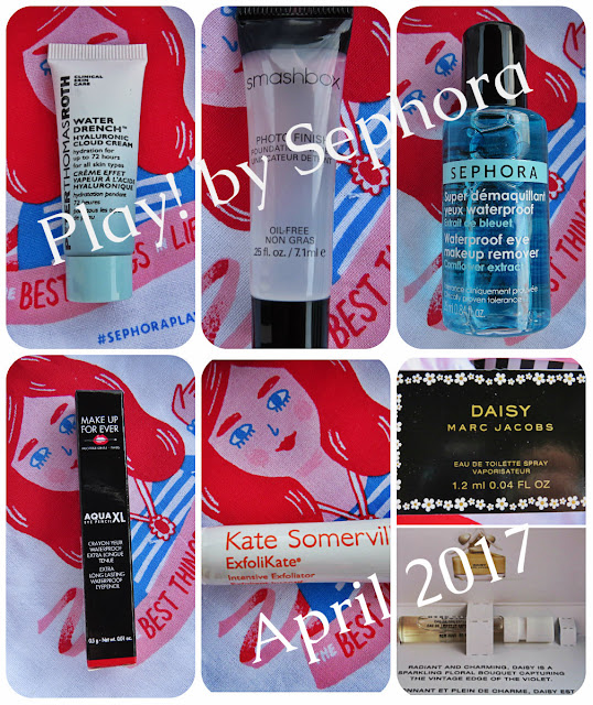 April 2017 Play! by Sephora Review