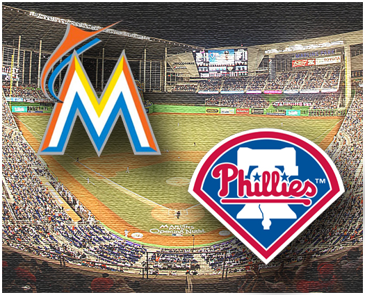 Phillies head to Miami for series with Marlins.