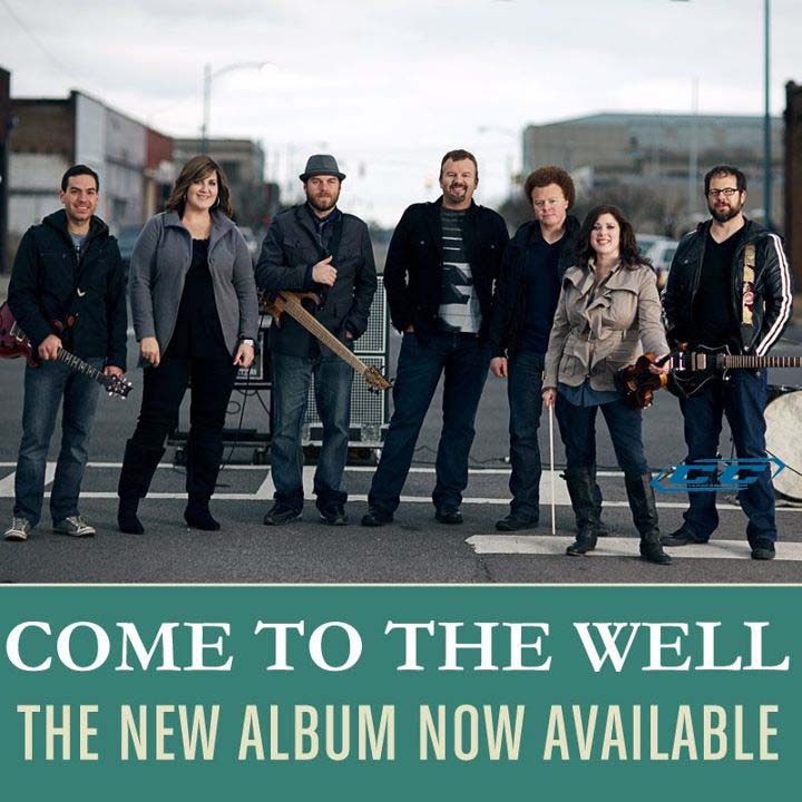 Casting Crowns - Come To The Well 2011 Tracks and lyrics