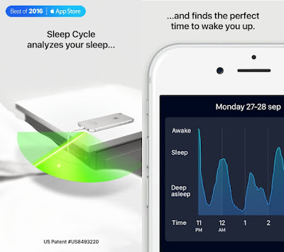 An intelligent alarm clock that analyzes your sleep and wakes you in the lightest sleep phase – the natural way to wake up feeling rested and relaxed.