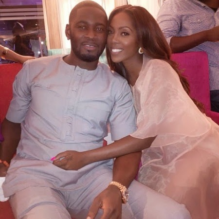 tiwa1 Breaking News:  Tiwa Savage Sacks Husband, Teebillz As Manager