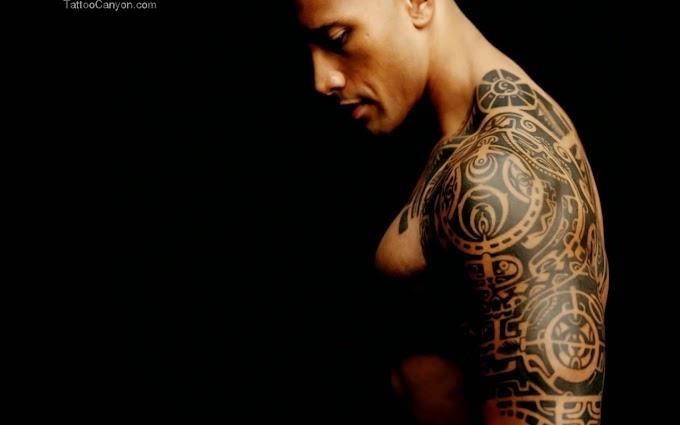 Tattoo di Dada Membuat Pria Terlihat Perkasa