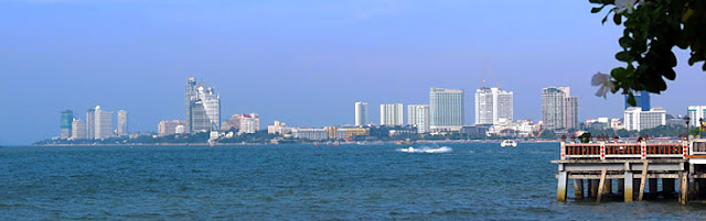 Klang Beach Panorama