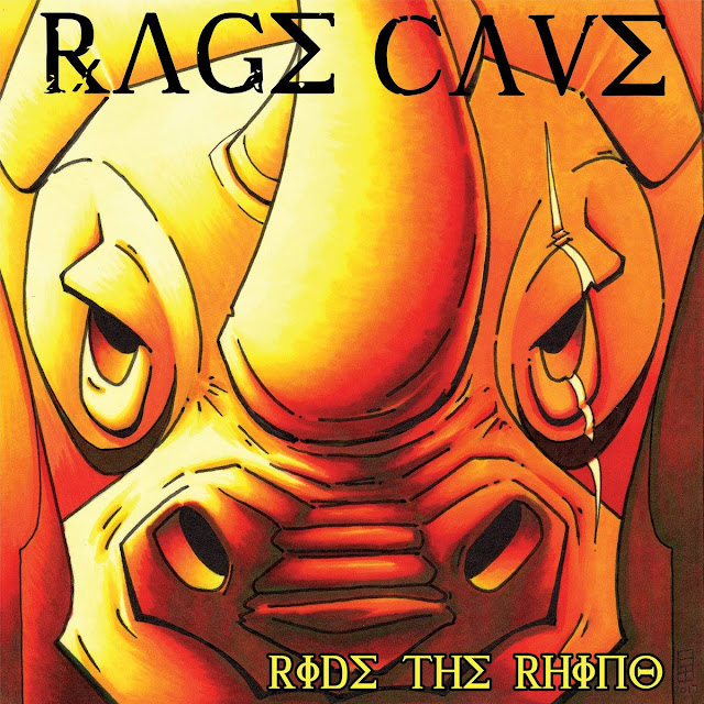 Rage Cave - Ride The Rhino