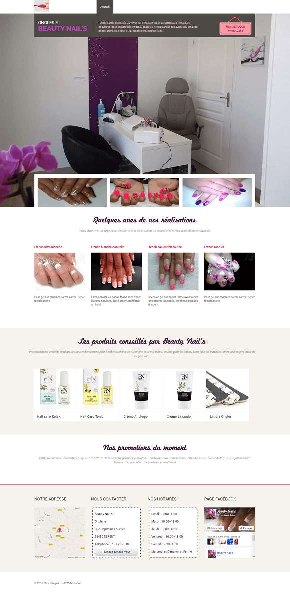 Beauty Nail's 56 Sérent
