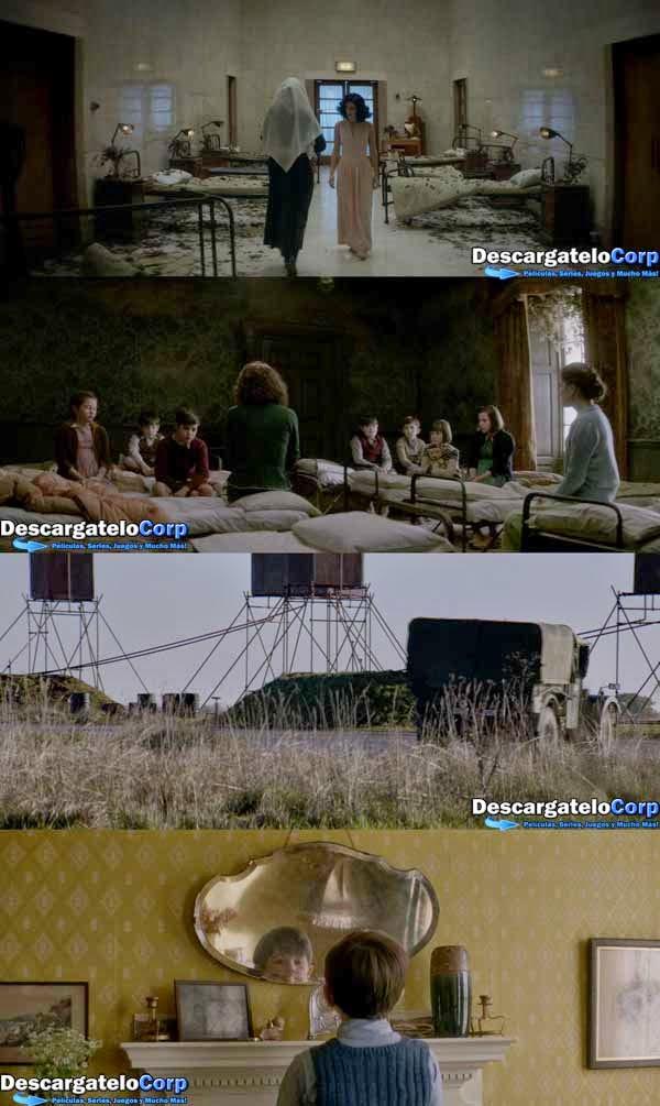 Descargar La Dama de Negro El Angel de la Muerte HD 720p Latino