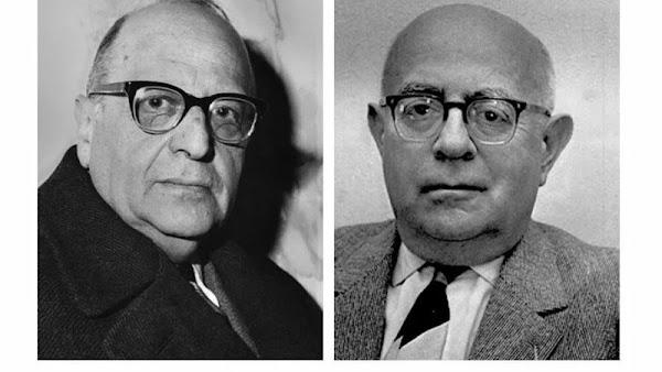 Theodor Adorno y Max Horkheimer | Dialéctica del iluminismo