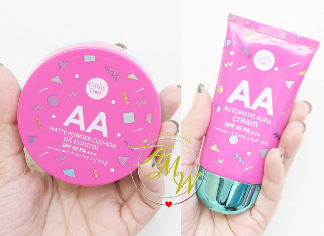 a photo of Cathy Doll AA Automatic Aura Cushion and Cream