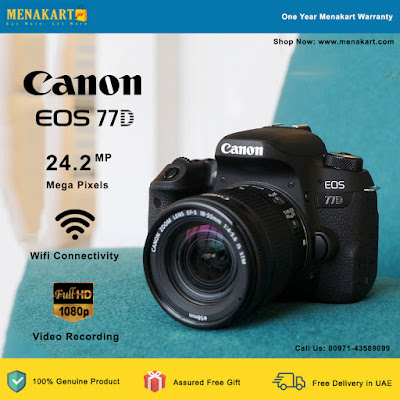 Canon EOS 77D EF-S 18-135mm F4-5.6 IS STM lens