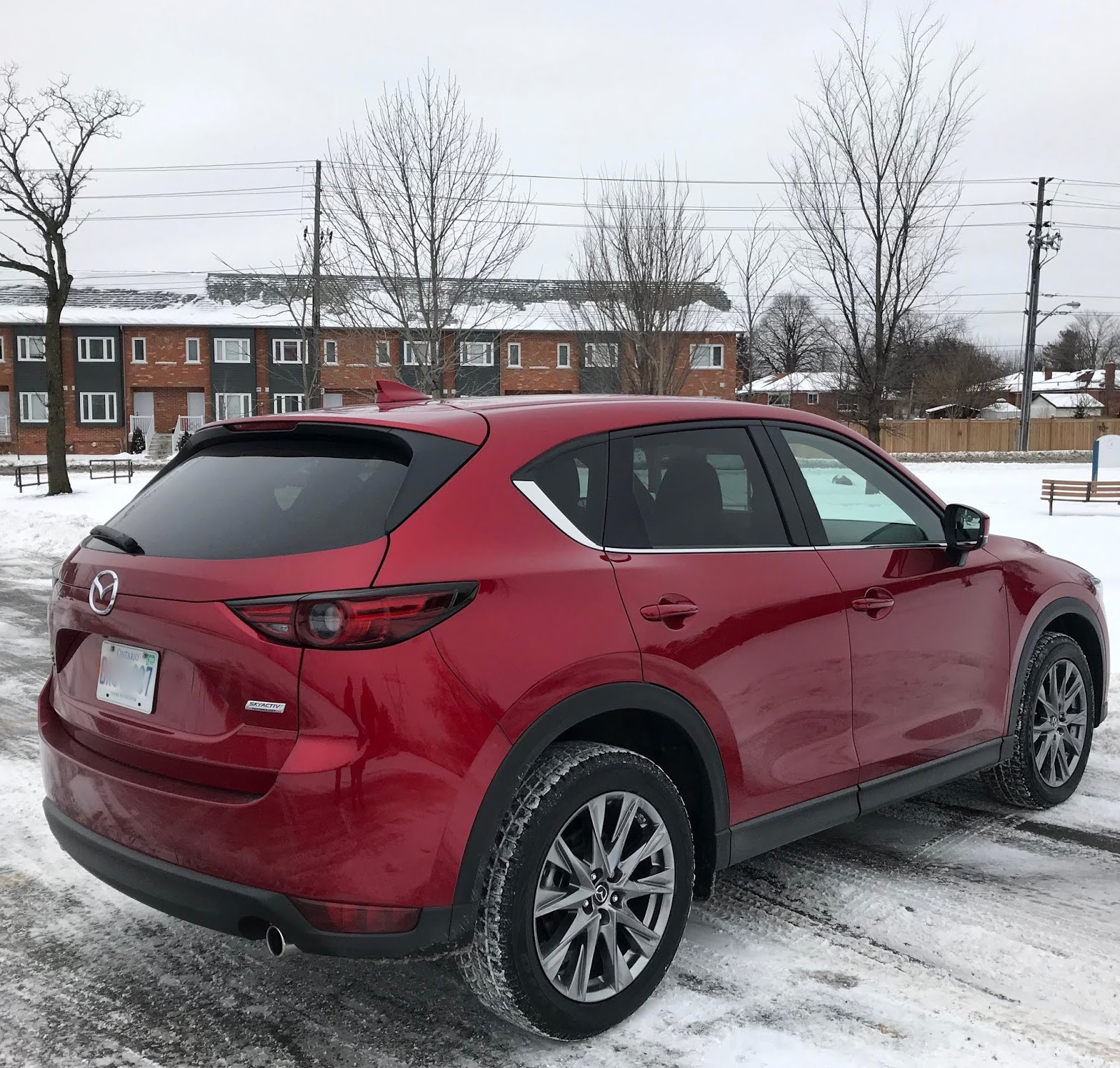 Create With Mom: Winter Driving In The 2019 Mazda CX-5