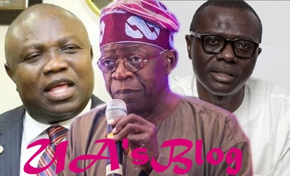 Lagos 2019: Anxiety over Ambode's intentions as Tinubu speaks