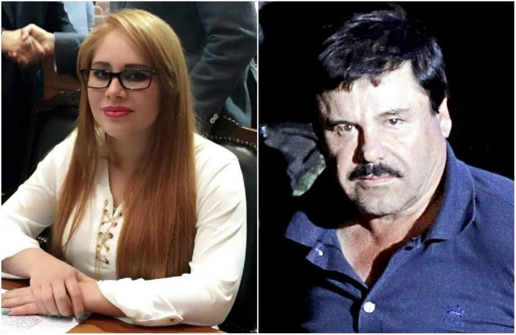 """Lucero Guadalupe, la Narcodiputada y amante de """"EL Chapo Guzmán"""""""