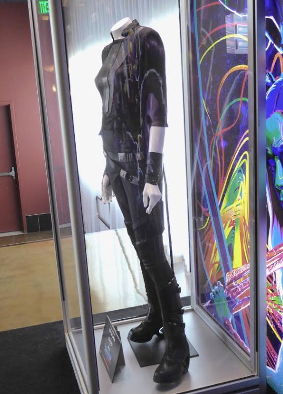 Guardians of the Galaxy 2 Gamora film costume