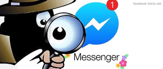 Facebook para espiar en el Messenger