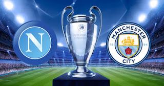 Napolil vs Manchester City live stream 1/11/2017 UEFA Champions League