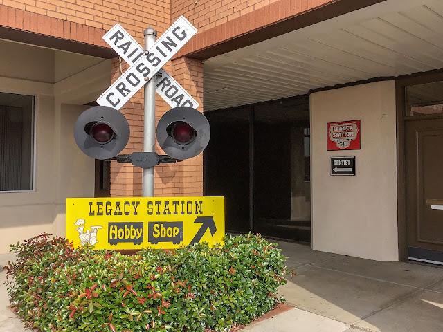Legacy Station