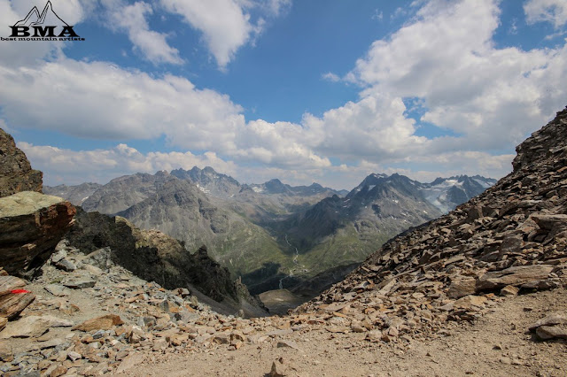 wandern silvretta - wanderung paznaun - bielerhöhe outdoor-blog