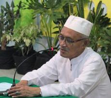 KH Nafi' Abdillah Wafat Di Turki