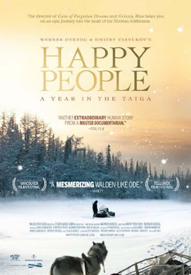 Happy People: A Year in the Taiga (2010) [SINOPSIS]